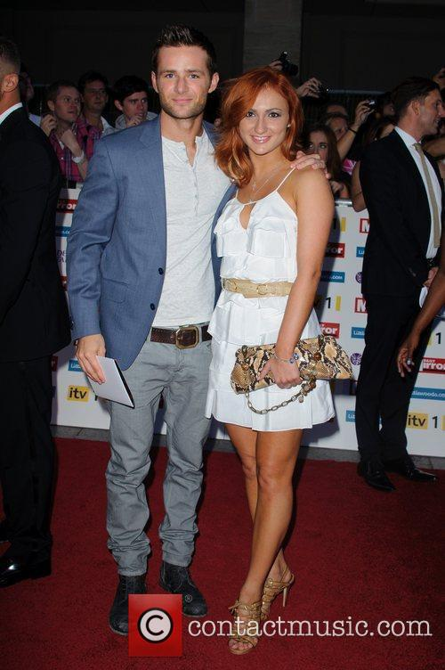 Harry Judd and Aliona Vilani 2