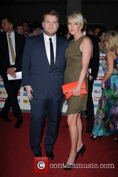James Corden The Pride of Britain Awards 2011...