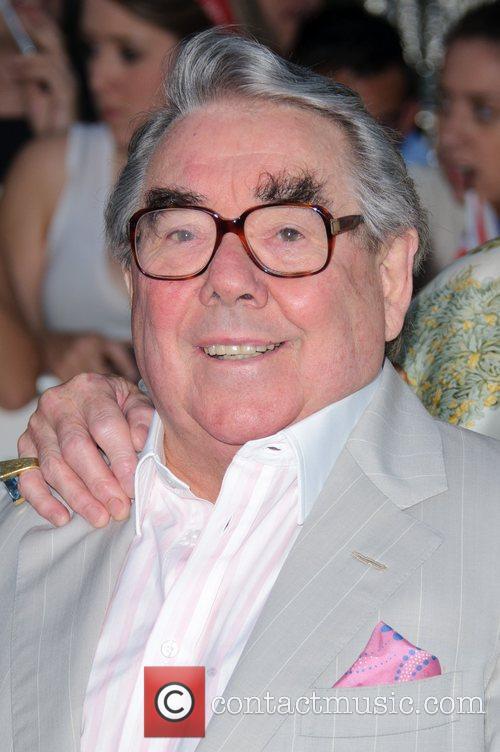 Ronnie Corbett The Pride of Britain Awards 2011...
