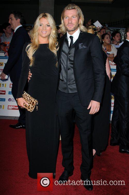 Sarah Savage and Robbie Savage The Pride of...
