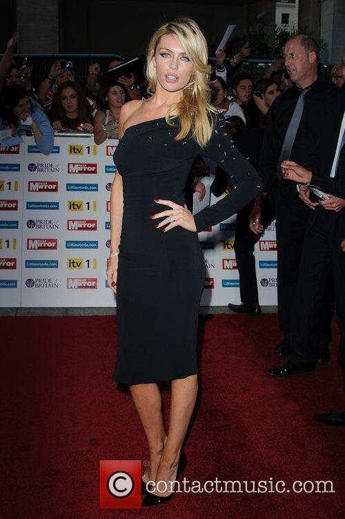 Abigail Clancy The Pride of Britain Awards 2011...