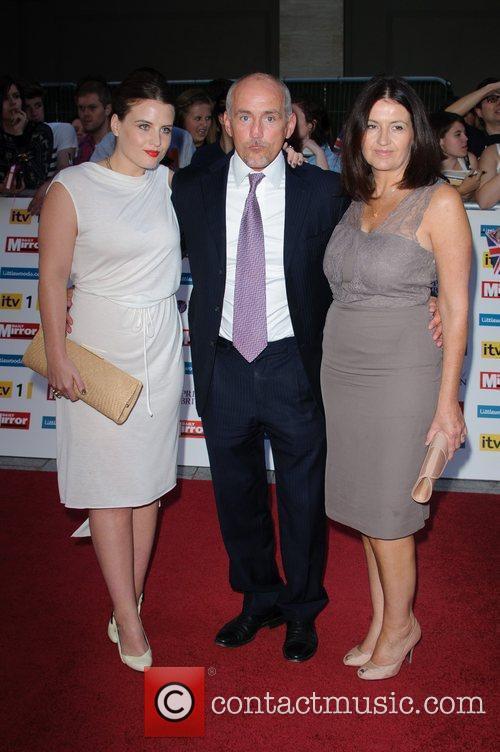 Barry McGuigan The Pride of Britain Awards 2011...