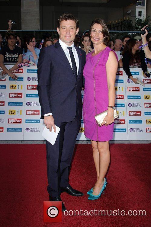 Ben Shephard The Pride of Britain Awards 2011...