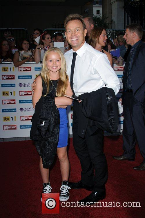 Jason Donovan The Pride of Britain Awards 2011...