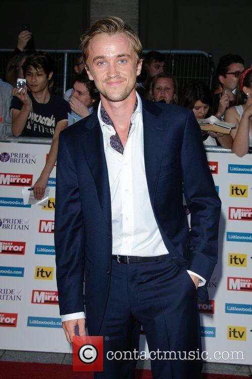 Tom Felton The Pride of Britain Awards 2011...