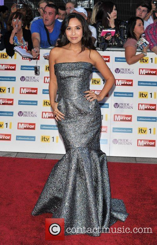 Myleene Klass and Grosvenor House 2