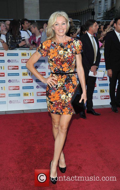 Nell McAndrew 2011 Pride of Britain Awards held...