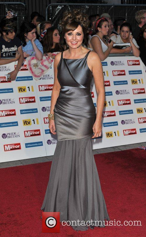 Carol Vorderman and Grosvenor House 3