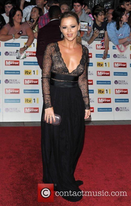 Kimberley Walsh 2011 Pride of Britain Awards held...