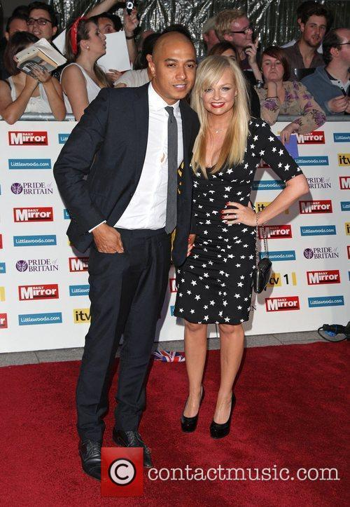 Jade Jones and Emma Bunton 3