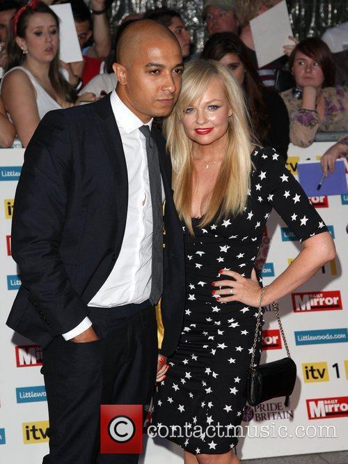Jade Jones and Emma Bunton 2
