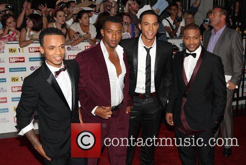JLS The Pride of Britain Awards 2011 -...