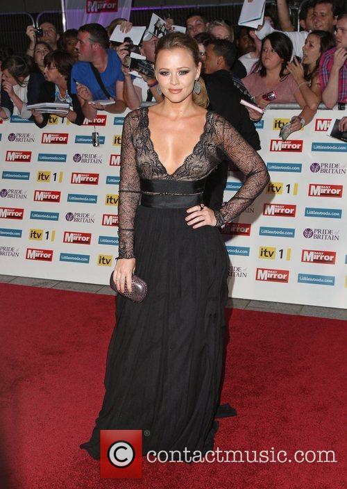 Kimberley Walsh The Pride of Britain Awards 2011...