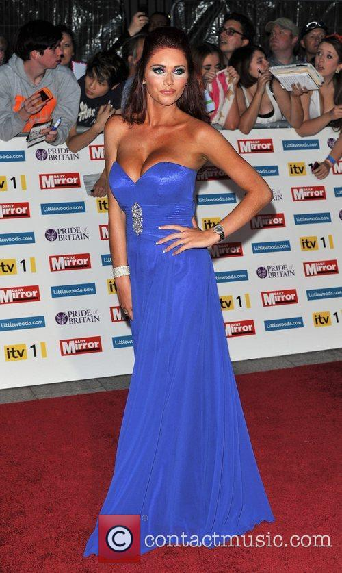 Amy Childs and Grosvenor House 10