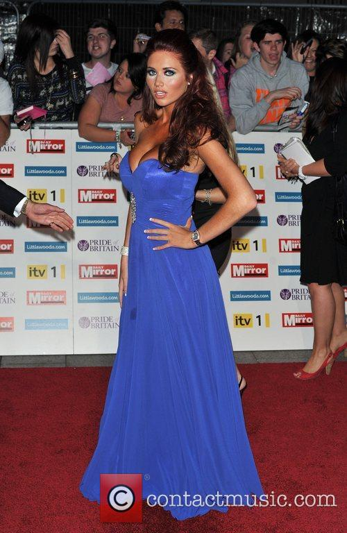 Amy Childs and Grosvenor House 11