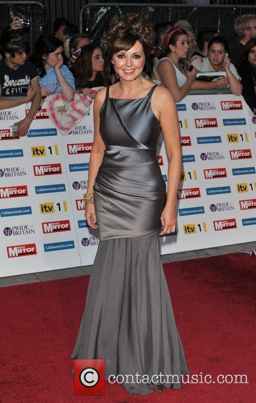 Carol Vorderman and Grosvenor House 4