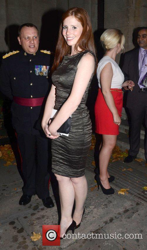 Amy Nuttall The Pride of Britain Awards 2011...