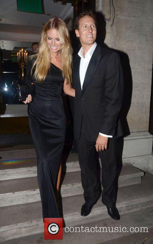 Brendan Cole The Pride of Britain Awards 2011...