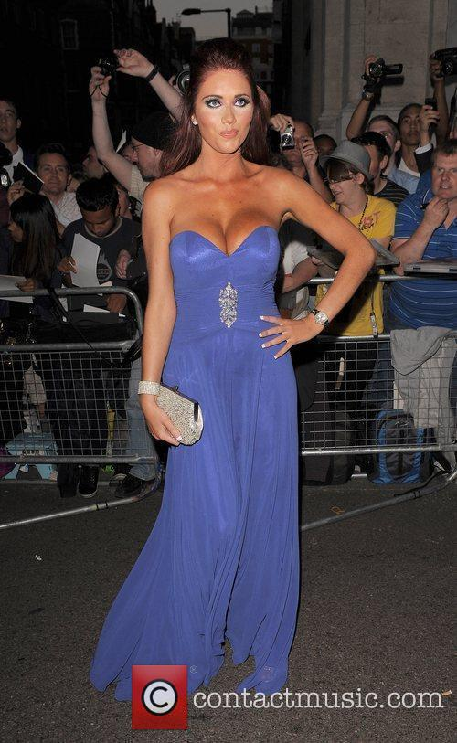 Amy Childs and Grosvenor House 3