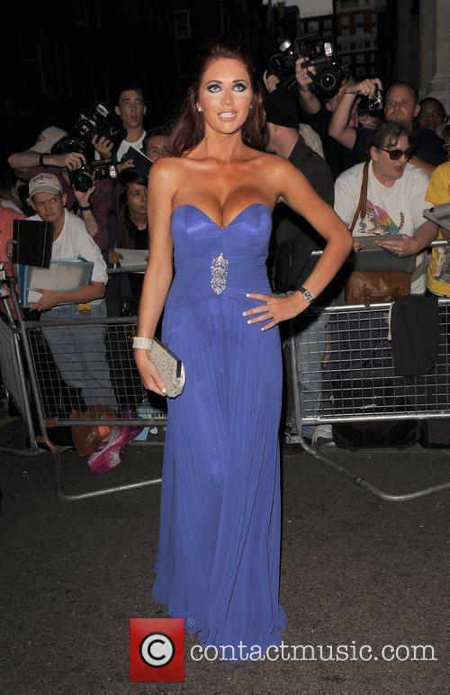 Amy Childs and Grosvenor House 6