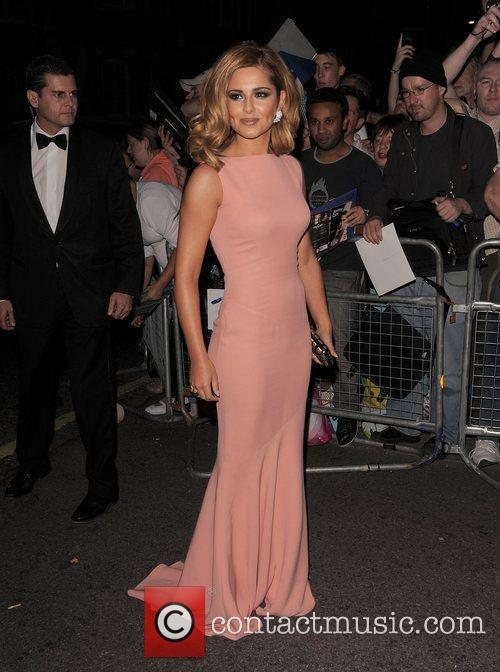 Cheryl Cole and Grosvenor House 1