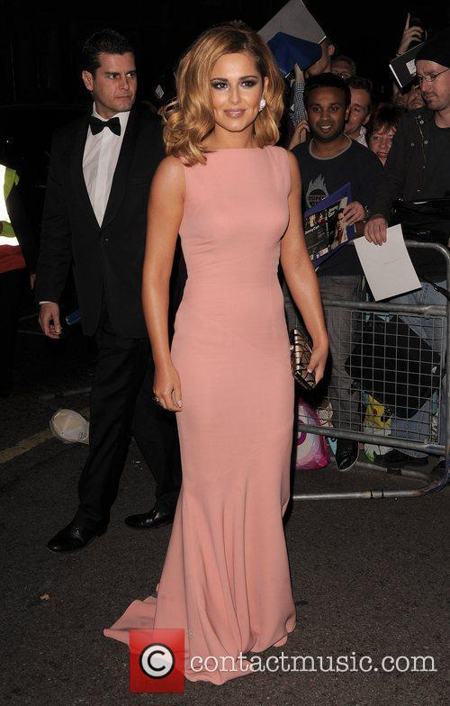 Cheryl Cole and Grosvenor House 2