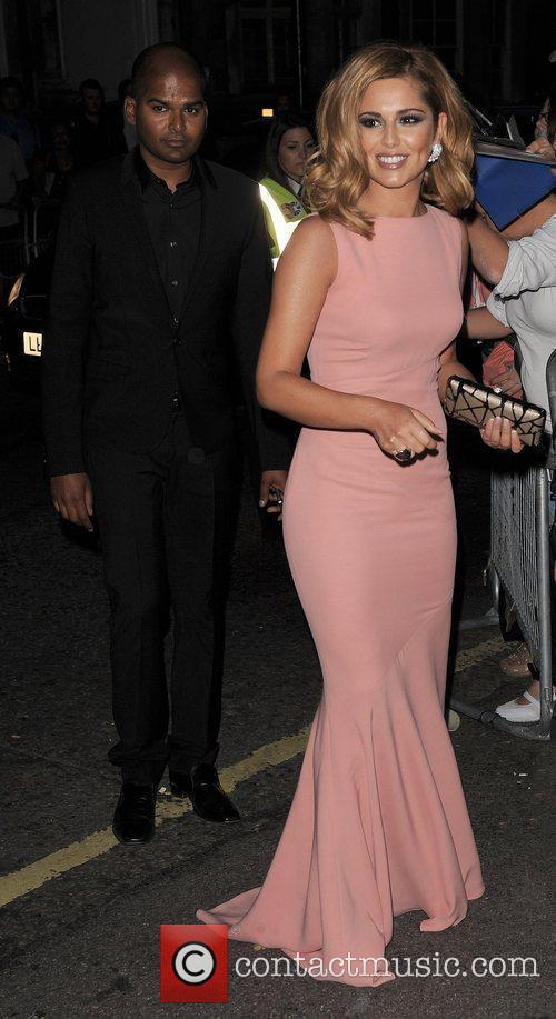 Cheryl Cole and Grosvenor House 21