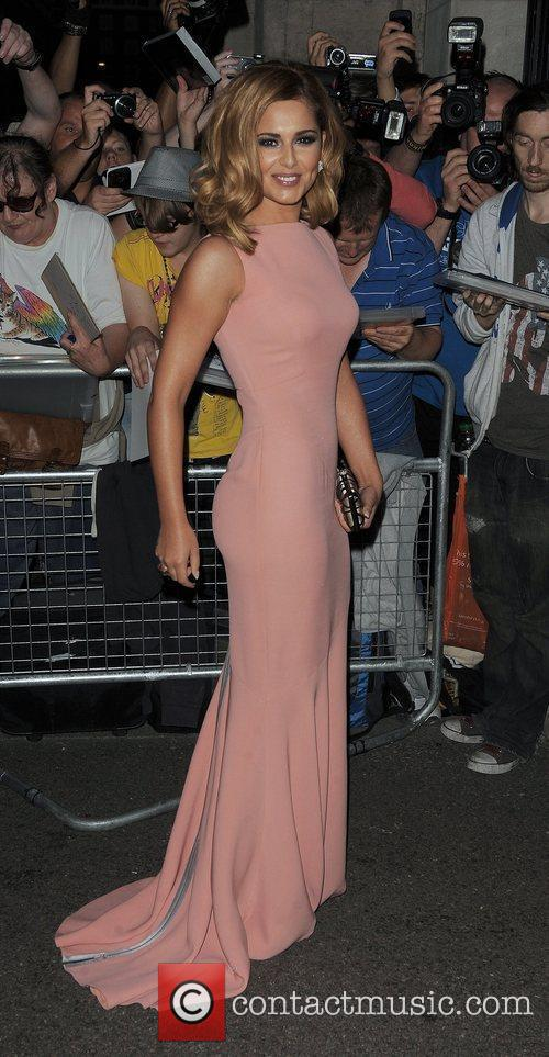 Cheryl Cole and Grosvenor House 23