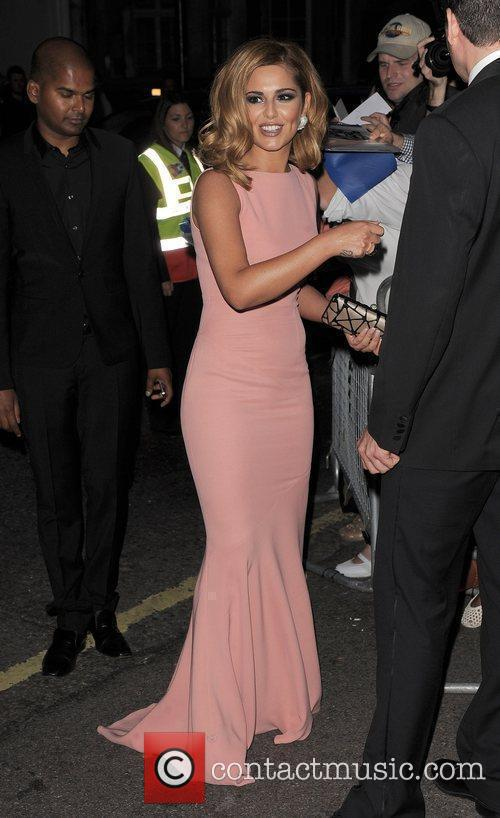 Cheryl Cole and Grosvenor House 10