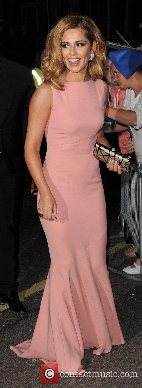Cheryl Cole and Grosvenor House 6
