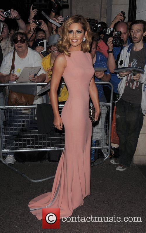Cheryl Cole and Grosvenor House 4