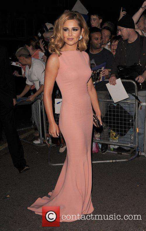Cheryl Cole and Grosvenor House 9
