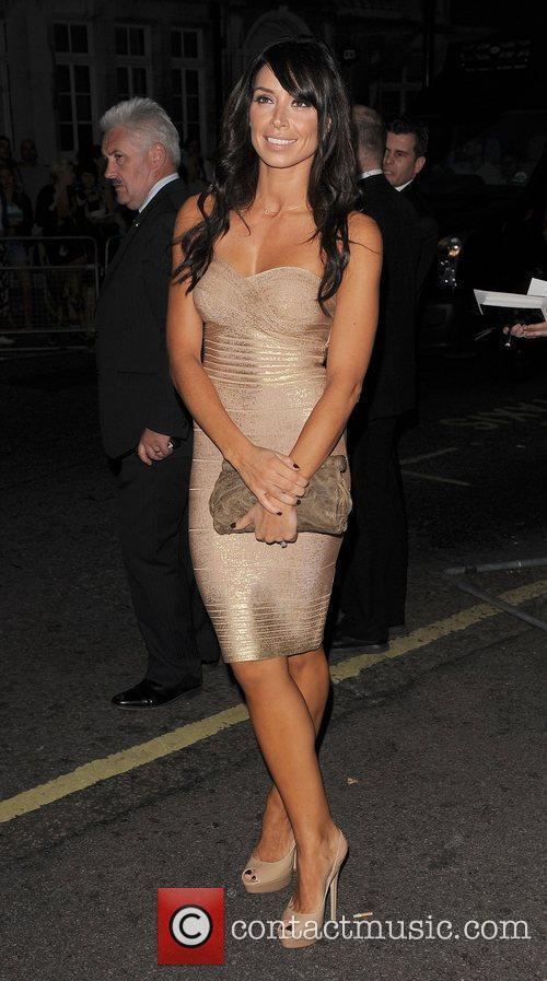 Christine Bleakley 2011 Pride of Britain Awards held...