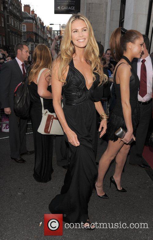 Elle MacPherson 2011 Pride of Britain Awards held...