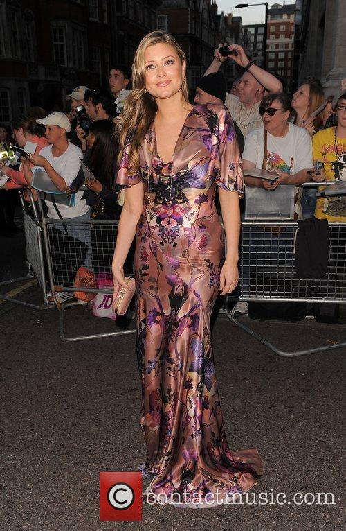 Holly Valance 2011 Pride of Britain Awards held...