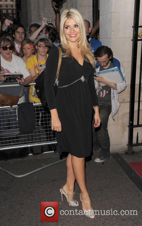 Holly Willoughby and Grosvenor House 2