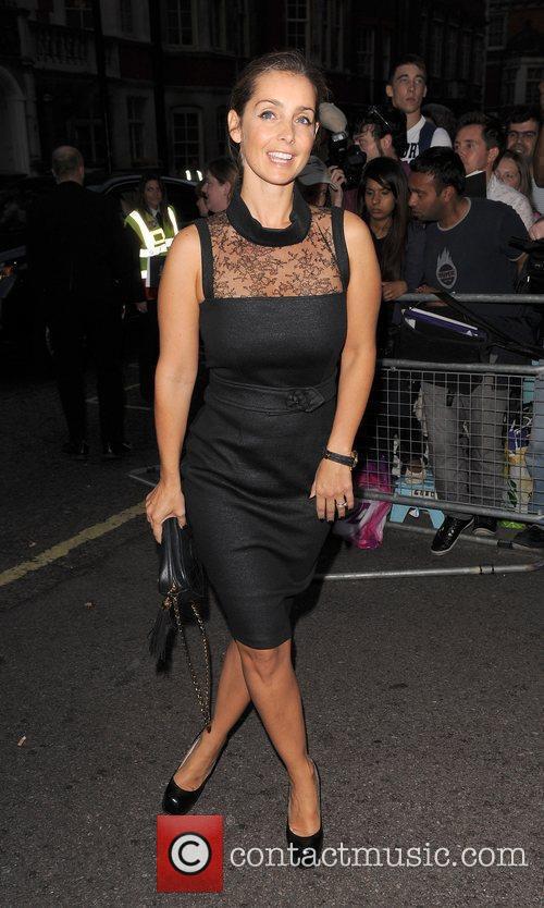 Louise Redknapp 2011 Pride of Britain Awards held...