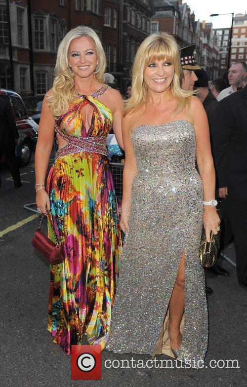 Michelle Mone and Grosvenor House 2