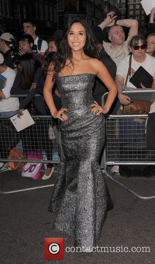 Myleene Klass and Grosvenor House 4