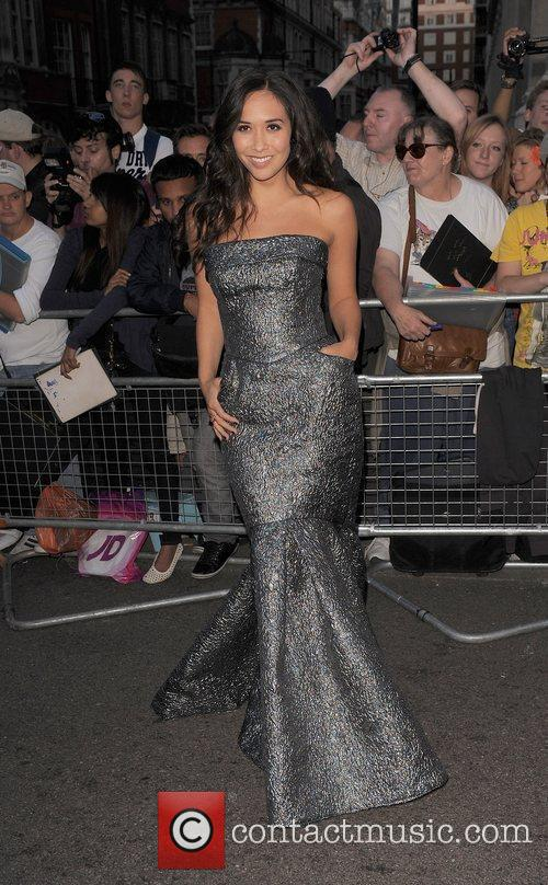 Myleene Klass and Grosvenor House 1