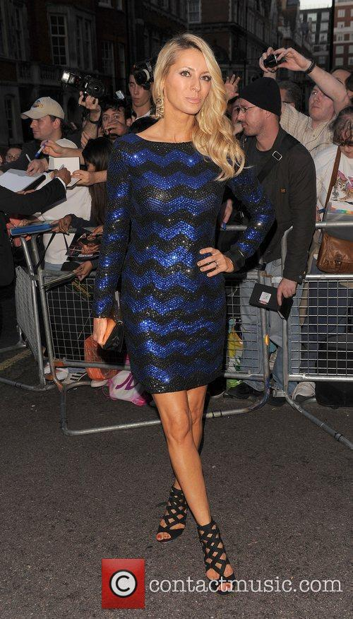 Tess Daly 2011 Pride of Britain Awards held...