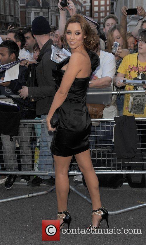 Una Healy 2011 Pride of Britain Awards held...
