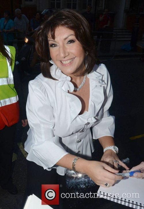 Jane Mcdonald and Grosvenor House 8