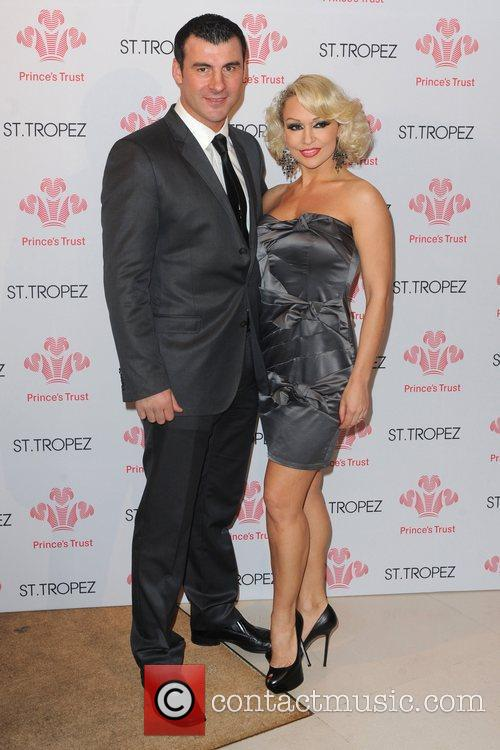Prince's Trust Spring Ball at The Hurlingham Club...