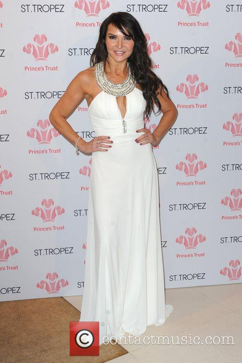 Lizzie Cundy Prince's Trust Spring Ball at The...