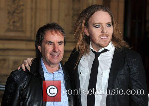 Chris De Burgh, Tim Minchin and Royal Albert Hall 2