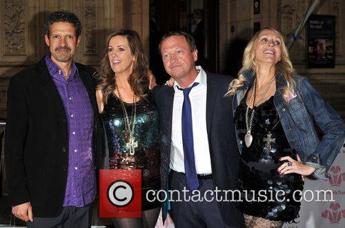 Mark King and guests Prince's Trust Rock Gala...
