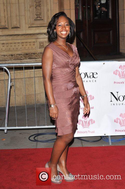 Yolanda Brown Prince's Trust Rock Gala 2011 held...