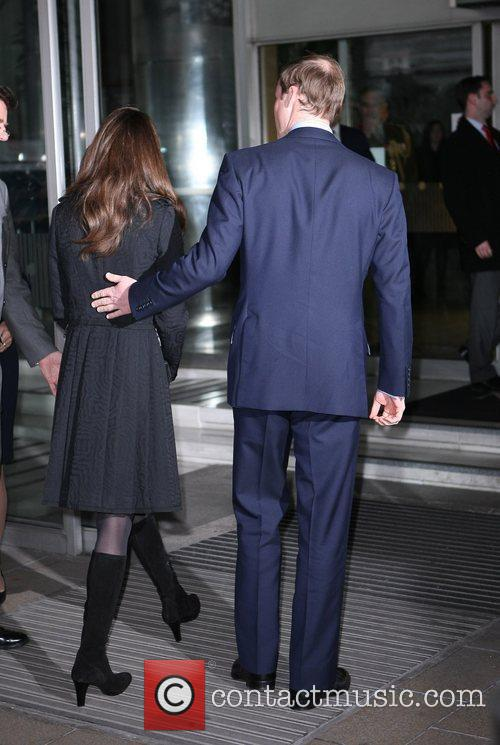 Kate Middleton, Prince Harry and Prince William 5