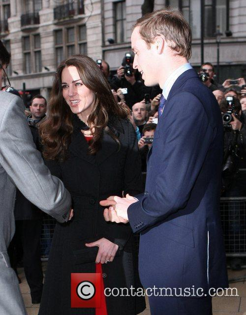 Prince William, Kate Middleton and Prince Harry 4